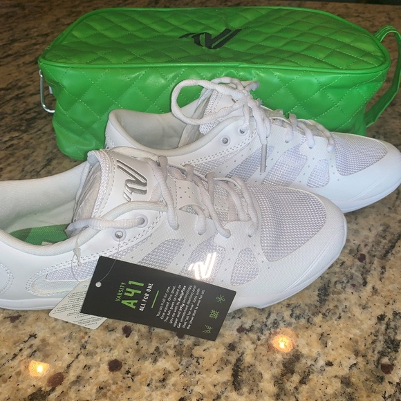 Never Worn Varsity A4 Cheer Shoes